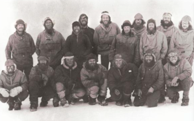 Expedition of a lifetime: Antarctica